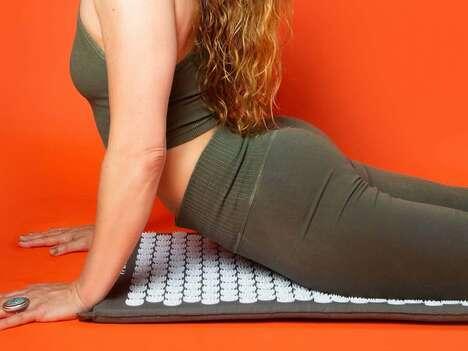 Pain Reduction Acupressure Mats