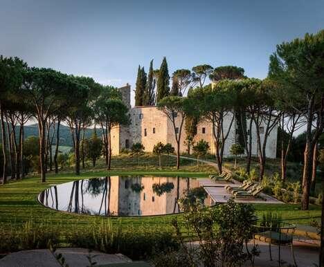 Italian Castle Hotels