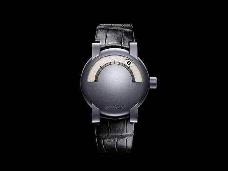 Opulent Multi-Metal Timepieces