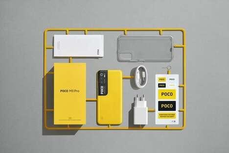 Accessible Octa-Core 5G Smartphones