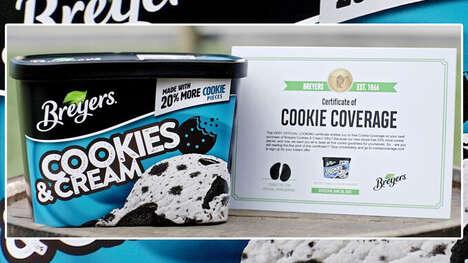 Revamped Recipe Ice Creams