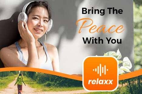 Meditative Holistic Wellness Apps