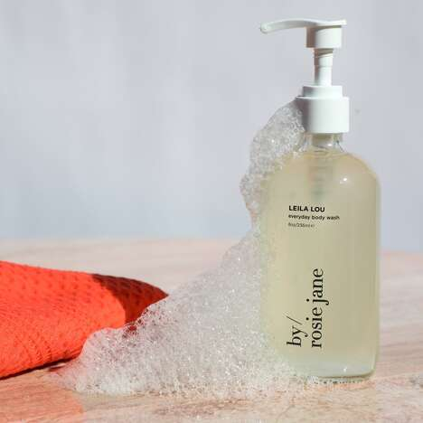 Clean Eco-Friendly Body Washes