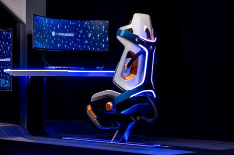 Climate Control Gamer Chairs