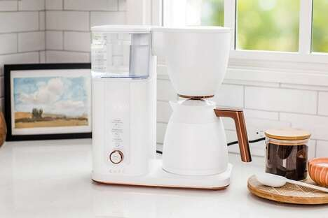 Connected Specialty Coffee Brewers