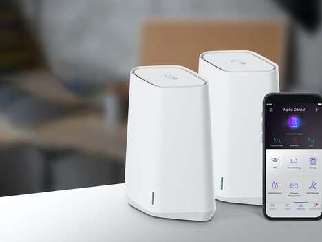 Speedy Space-Saving Router Systems