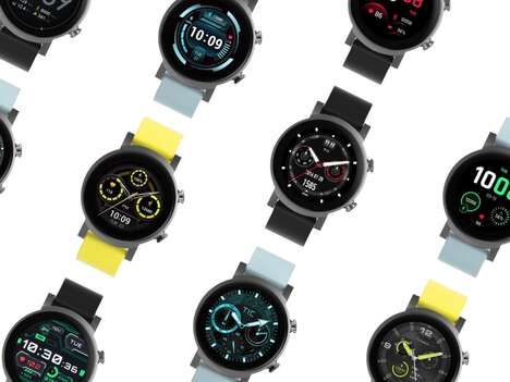 Intuitive Health-Tracking Smartwatches