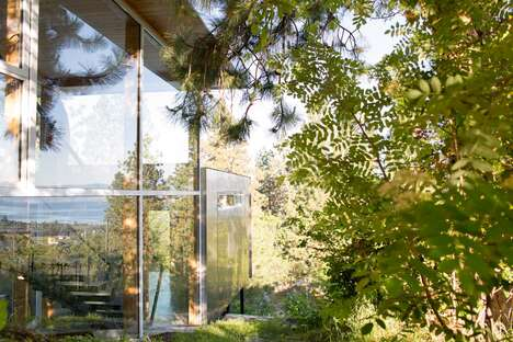 Nature-Mirroring Home Additions