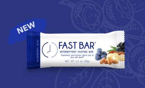 Scientifically Formulated Fasting Bars