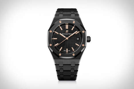 Demurely Diminutive Timepieces