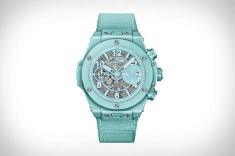 Turquoise Summertime Timepieces