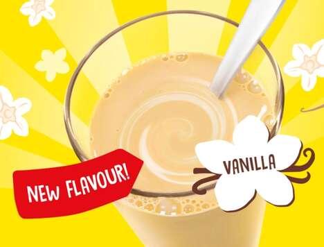 Natural Vanilla Syrups