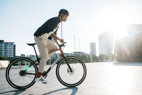 Sophisticated Urban E-Bikes