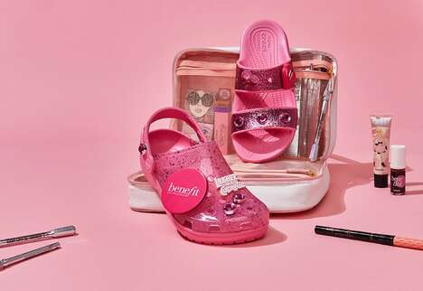 Cosmetic Brand Clogs