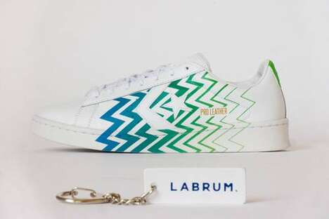 Unity-Horning Patterned Sneakers