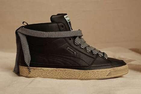 Artful Chunky Collaborative Footwear