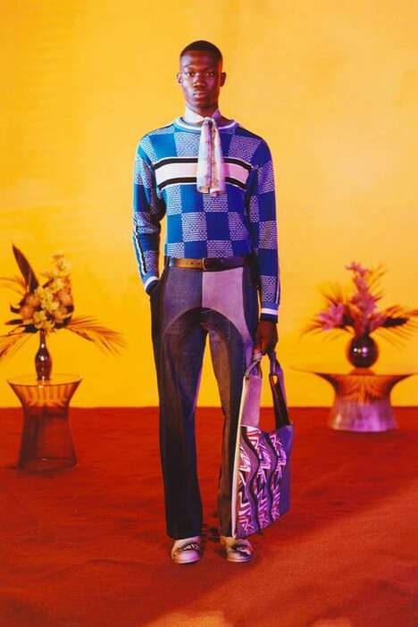 70s-Themed Spring Menswear
