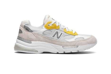Fried Egg-Themed Footwear