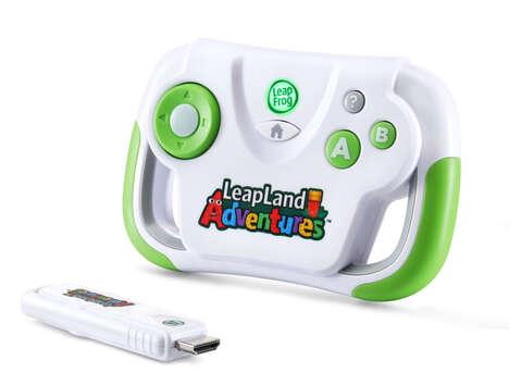 Preschool Video Games