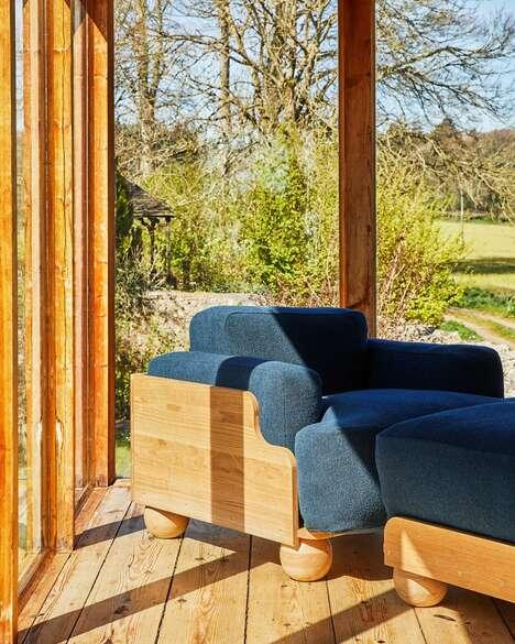 Comfort-Focused Furniture Capsules