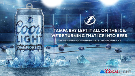 Championship Hockey Beers