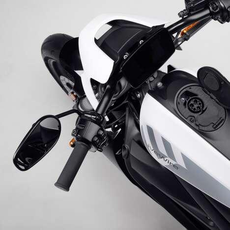 Epoch-Making Electric Motorbikes