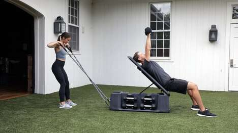 All-in-One Workout Benches