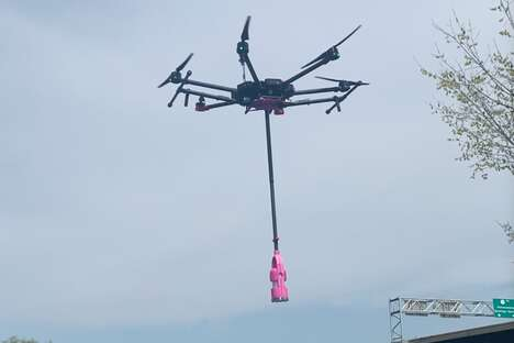 Aerial Water-Sampling Devices