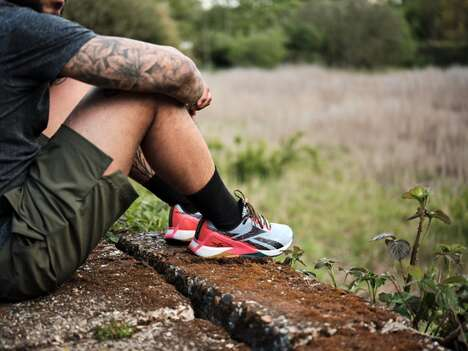 Outdoor-Ready Training Sneakers