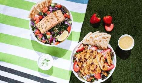 Summer-Ready Salad Lineups