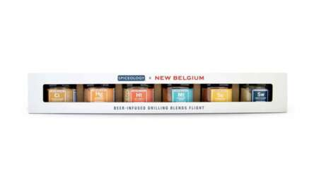 Beer-Infused Spice Blends