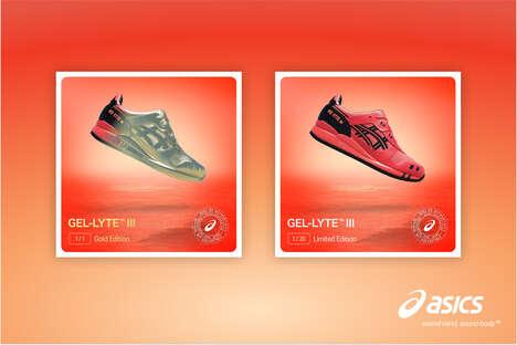 Digital Footwear Collections