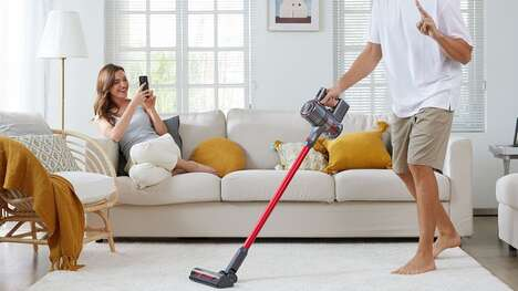 Quick-Charge Cordless Vacuums