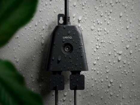 Weather-Resistant Smart Plugs