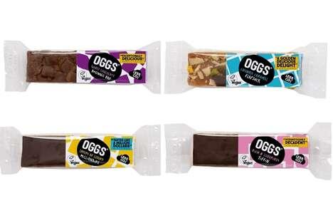 Baked Vegan Snack Bars