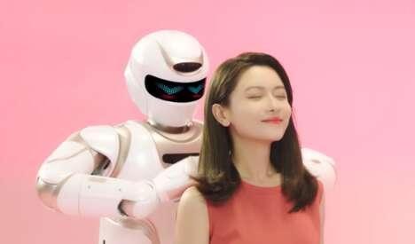 Expressive Human Support Robots