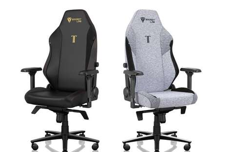 Customizable Comfort Gaming Chairs