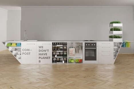 Modern Waste-Free Kitchens