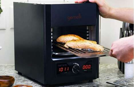 Powerful Infrared Meat Grills
