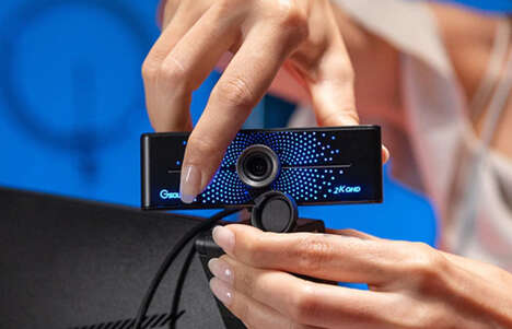 Bluetooth-Enabled Webcams