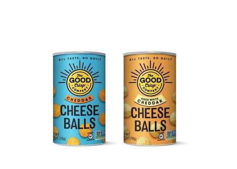 Immune-Boosting Cheese Balls