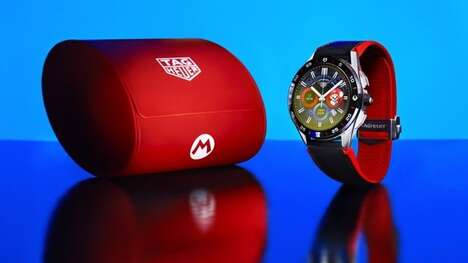 Character-Themed Smartwatches