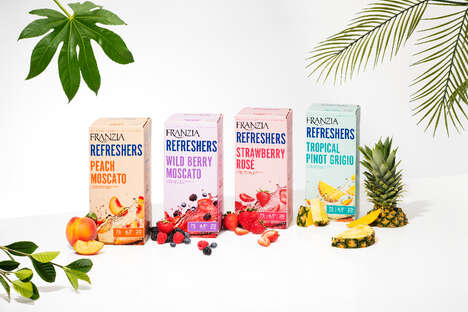 Fruit Blend Boxed Wines