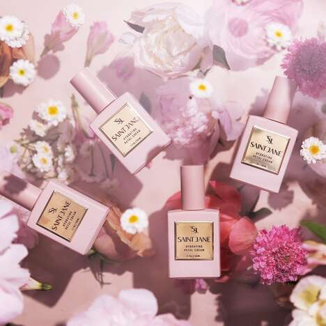 Hydrating Floral Moisturizers