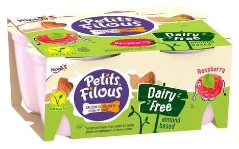 Child-Friendly Dairy-Free Yogurts