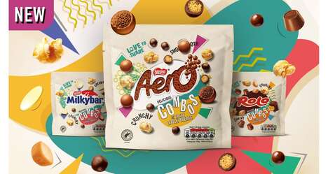 Combinational Confectionery Treats
