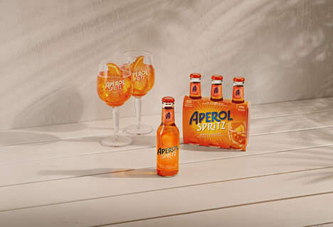 Premixed Aperitif Cocktails