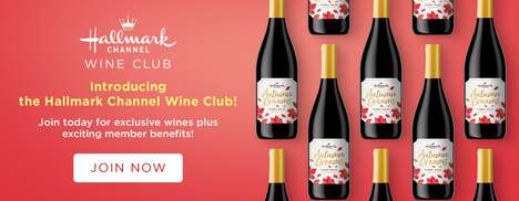 Movie-Paired Wine Clubs