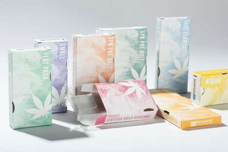 Child-Proof Cannabis Packaging