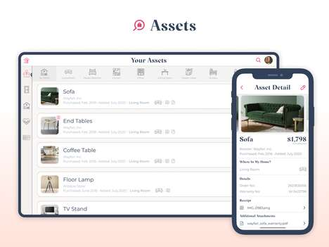 Home Inventory Organization Apps